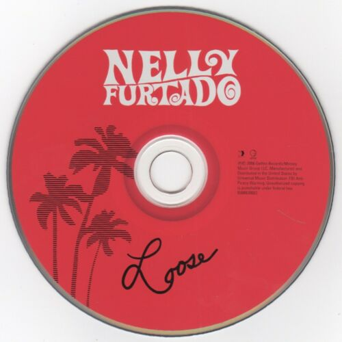 nelly-furtado-loose-2006-used-cd-all-tracks-verified-ok-cond-wbonus