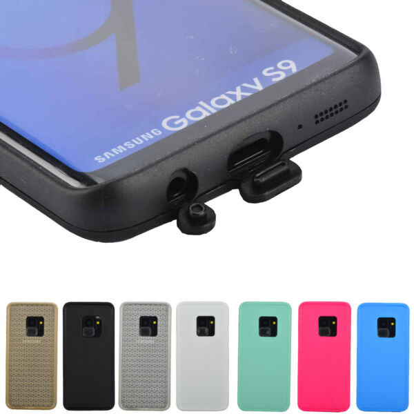For Samsung Galaxy S9 S9 Plus Waterproof Shockproof Dirtproof Hybrid Case Cover
