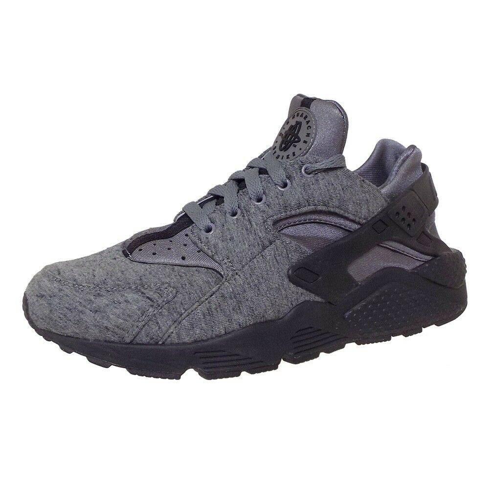 hot sale online 069b1 937a7 Details about Nike Air Huarache Run TP Tech Pack Fleece Cool Grey  749659-002 US Mens 11