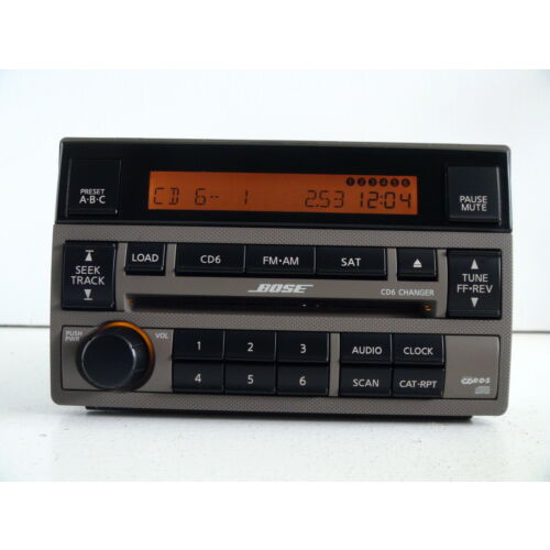 nissan-altima-2005-2006-6disc-cd-player-changer-bose-system-tan-color-tested