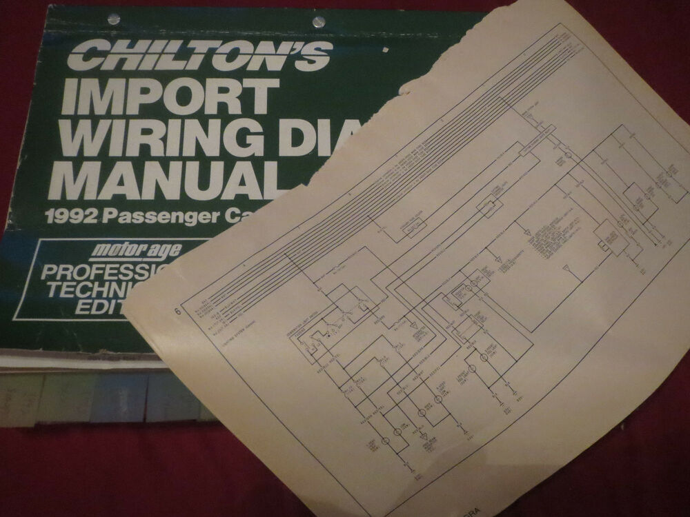 1992 Dodge Colt Vista Summit Wagon Wiring Diagrams