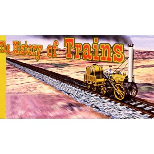 the-history-of-trains-small-4-by-2-inch-motion-flip-book-new