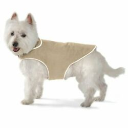 Dog Gone Smart Wear Jacket with Ecru Piping for Dogs