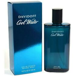 Kyпить COOL WATER Cologne by Davidoff 4.2 oz edt New in Box на еВаy.соm
