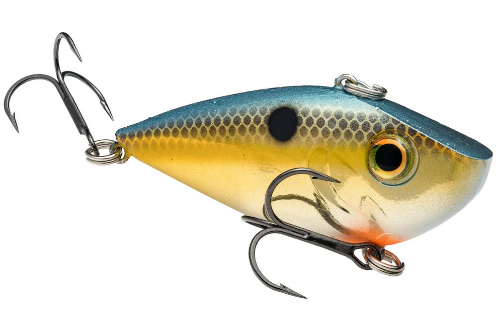 4693148810b Details about Strike King Crankbait Lipless Red Eye Shad REYESD12-620 Gold  Sexy Shad