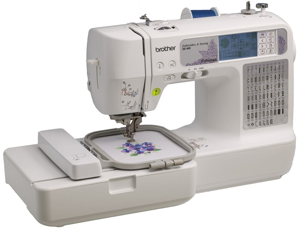 Brother Sewing Computerized Embroidery And Sewing Machine EBay Gorgeous Brother Sewing Machine Hong Kong