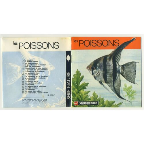 les-poissons-fish-life-ichthyology-1970-gaf-viewmaster-packet-b679f-french