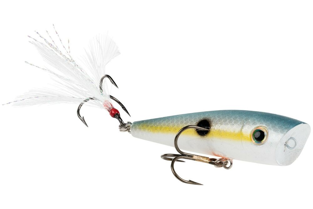 f62cbe6e66e Details about Strike King Topwater Popper Spit-n-King SNKP-590 KVD Sexy  Shad Fishing Lure