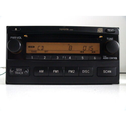 toyota-celica-rav4-20032005-cd-player-base-nonejbl-sound-a51805-tested