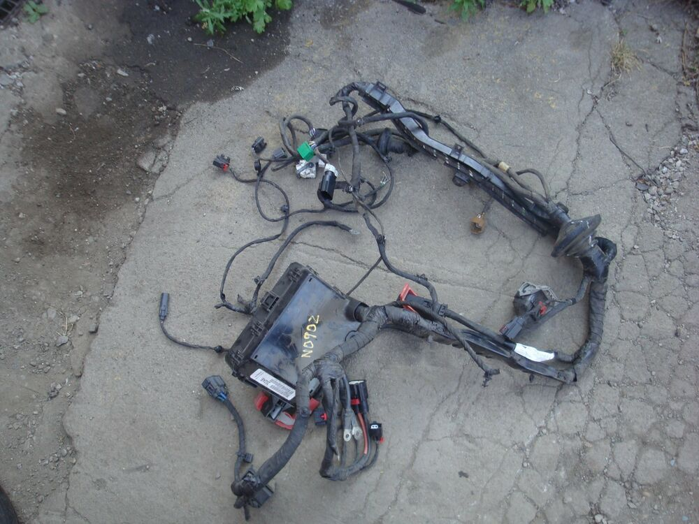 2012 Chrysler 300 3 6 Headlamp Front End Harness Wiring