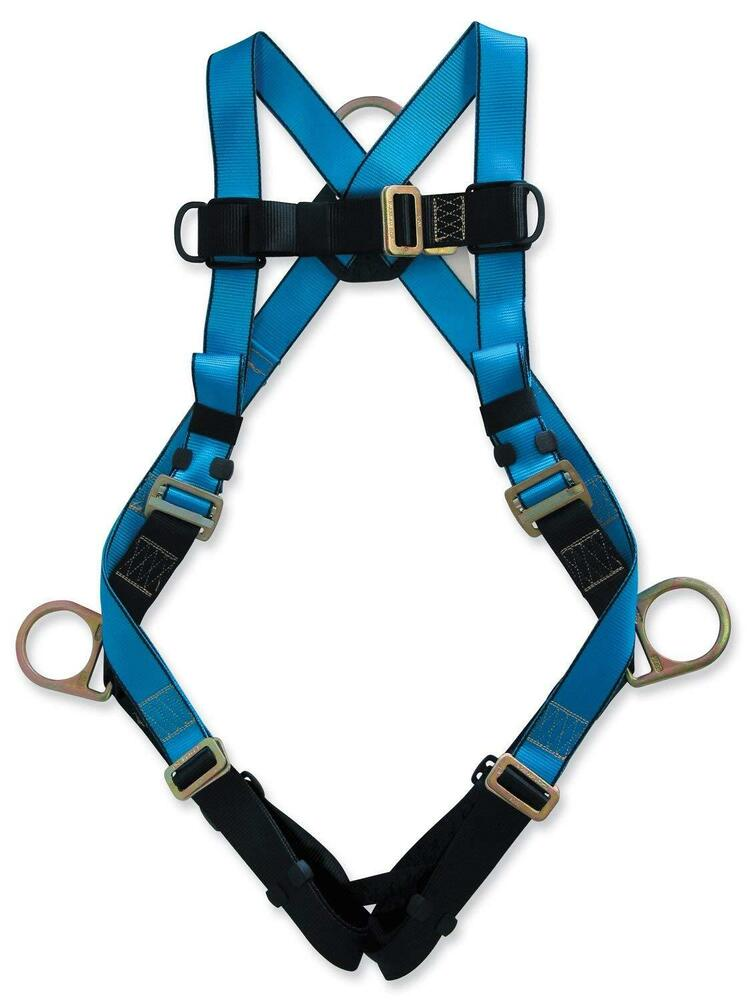 Tractel A742 Versafit Safety Harness With Quick