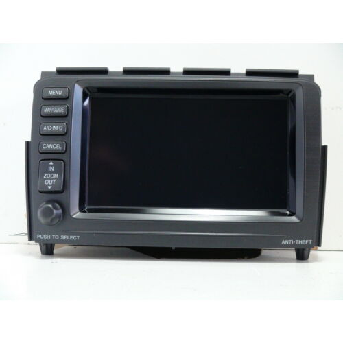 acura-mdx-0506-information-info-navigation-display-screen-oem-39810s3va220m1
