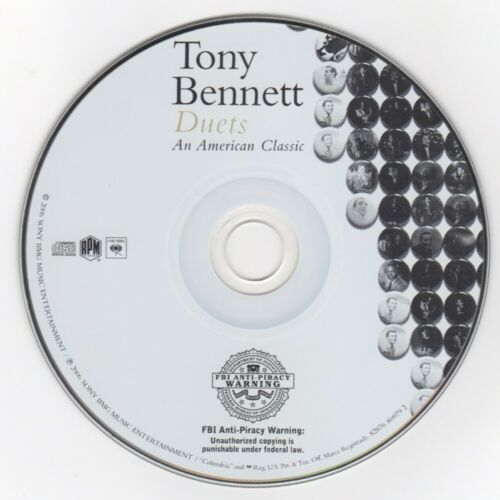 tony-bennett-duets-an-american-classic-2006-cd-very-good-cond-verified