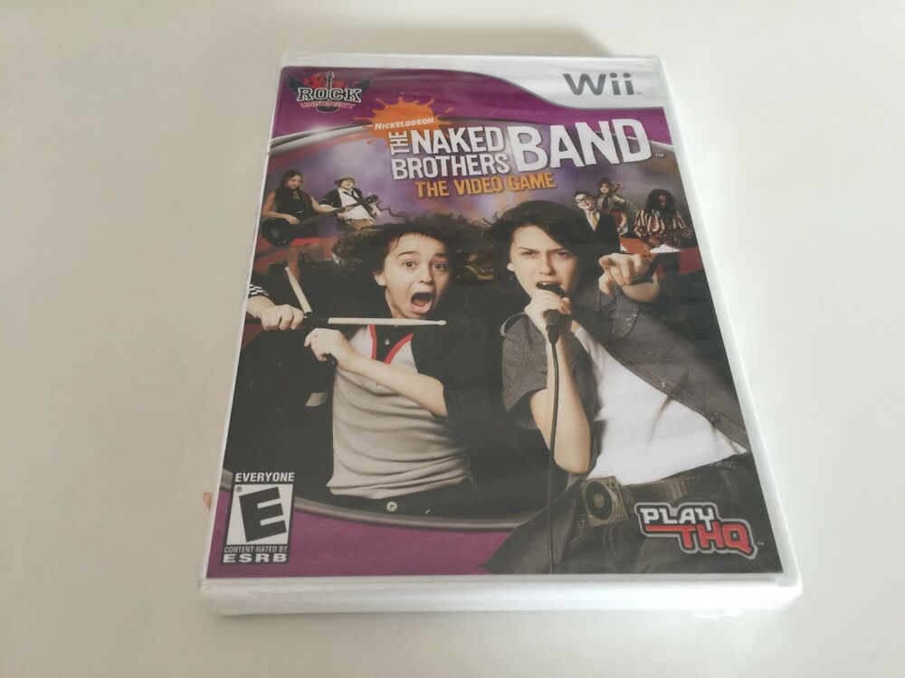 Rock University: The Naked Brothers Band The Video Game