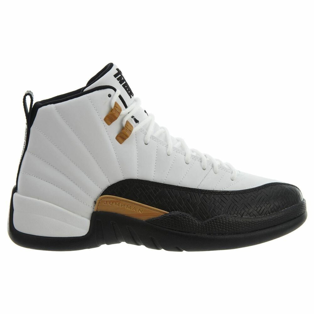 best service 346ef b3c10 Details about Air Jordan 12 Retro CNY Chinese New Year Mens 881427-122  White Shoes Size 7