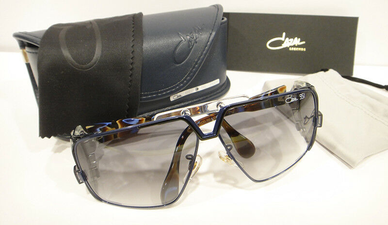 Cazal 951 Sunglasses 30th Anniversary Color 001 Limited Edition