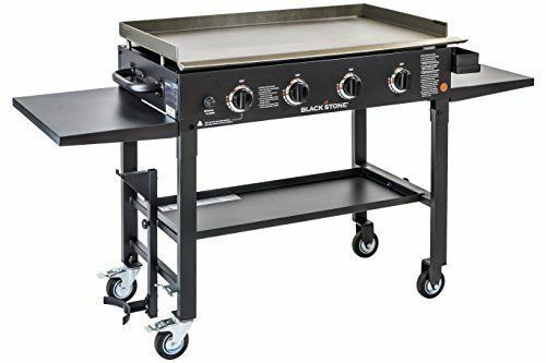 New in Box Blackstone 36 inch 4 Burner Griddle Gas Cooking station Grill 1554