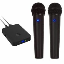 Cobble Pro Wireless Karaoke Receiver and Microphone Eliminate Vocal of Any Song