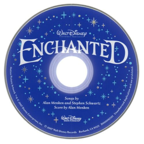 enchanted-by-disney-2007-cd-in-good-cond-all-tracks-verified-and-playable