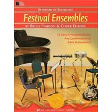 Standard of Excellence: Festival Ensembles, Book 1 - Mallet Percussion