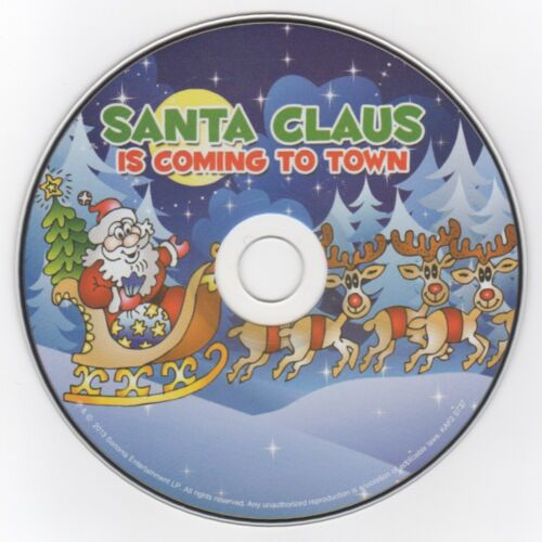 the-little-sunshine-kids-santa-claus-is-coming-to-town-2013-cd-good-cond