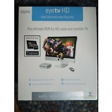 Elgato eyetv HD HD DVR - High Definition Video Recorder NEW for MAC