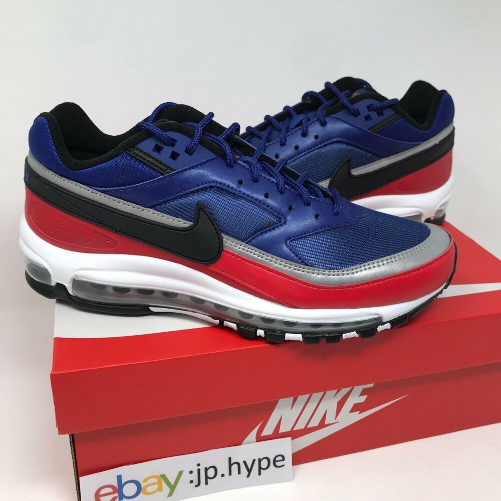 3fc2b440530d9 Details about Nike Air Max 97 BW Deep Royal Black AO2406-400