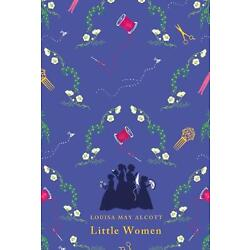 Little Women: Puffin Cloth Classic by Louisa May Alcott (English) Hardcover Book