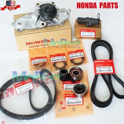 Genuine Honda Timing Belt & Water Pump Kit for Honda Accord Odyssey Acura MDX V6