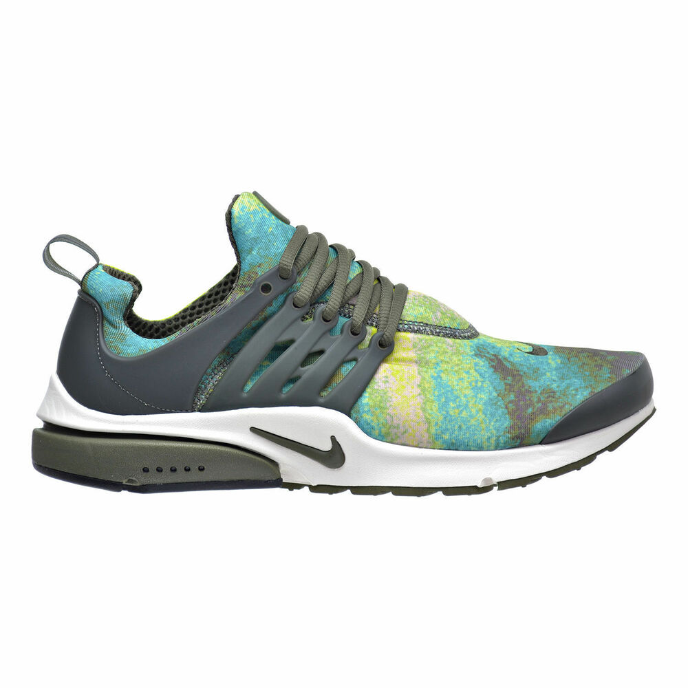 909870a9c27 Details about Nike Air Presto GPX Mens Size 12 Running Shoes Summer Graphic  Green 848188 003