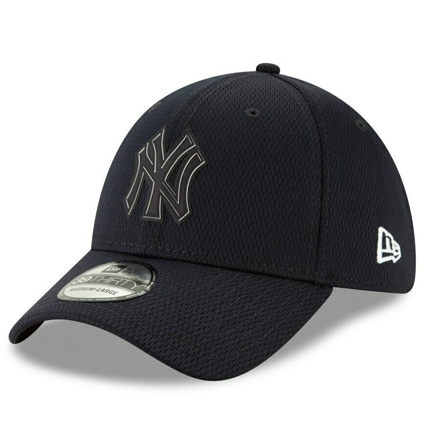 b1ed97046 Details about New York Yankees New Era 2019 Clubhouse Collection 39THIRTY  Flex Hat – Navy