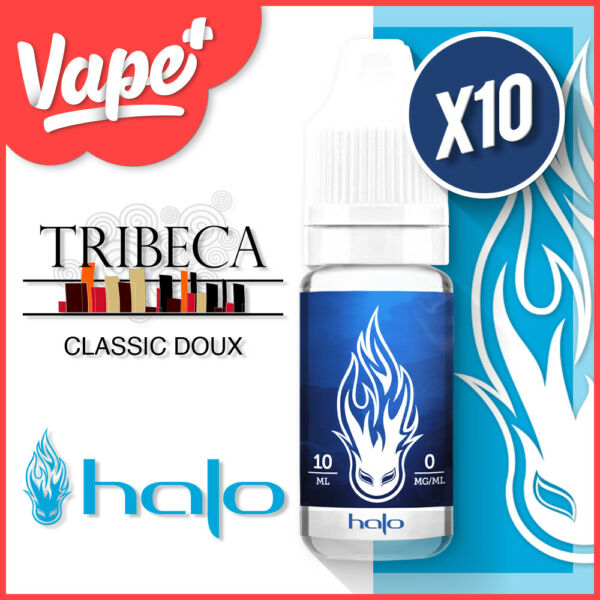 ★★ HALO TRIBECA 10 X 10ML PACK ★★