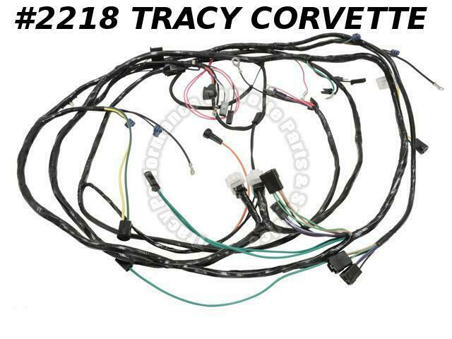 Forward Lamp Wiring Harness Usa