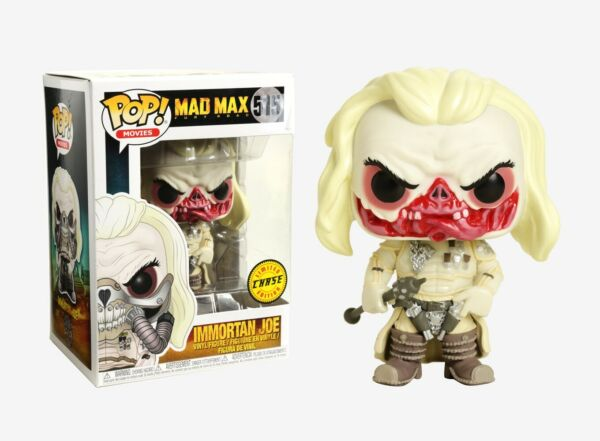 Funko Pop Movies: Mad Max Fury Road - Immortan Joe 28032 CHASE LIMITED EDITION