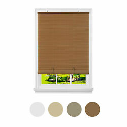 Kyпить Oval Cordless Rollup Light Filtering Window Blinds Roller Shades на еВаy.соm