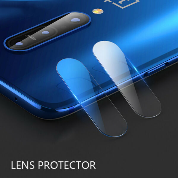 For OnePlus 7/7Pro Back Rear Camera Lens Screen Protector Glass Cover HD Film