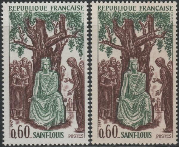 FRANCE TIMBRE N° 1539