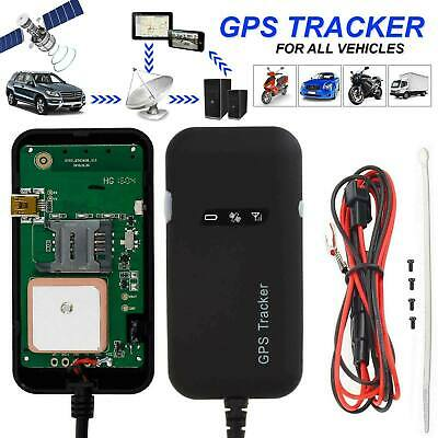 Real Time GPS Tracker GSM GPRS Tracking Device for Car Vehicle Motorcycle Bike