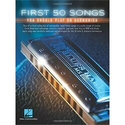 FIRST 50 SONGS YOU SHOULD PLAY ON HARMONICA DREIS