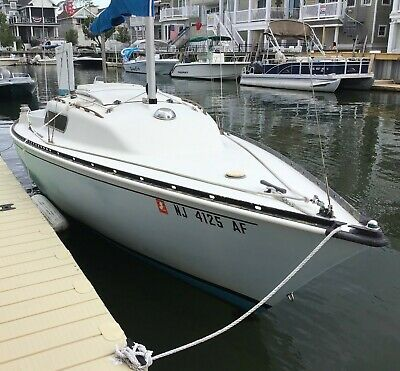 1972 Canadian Sail Yacht 22' - New Jersey