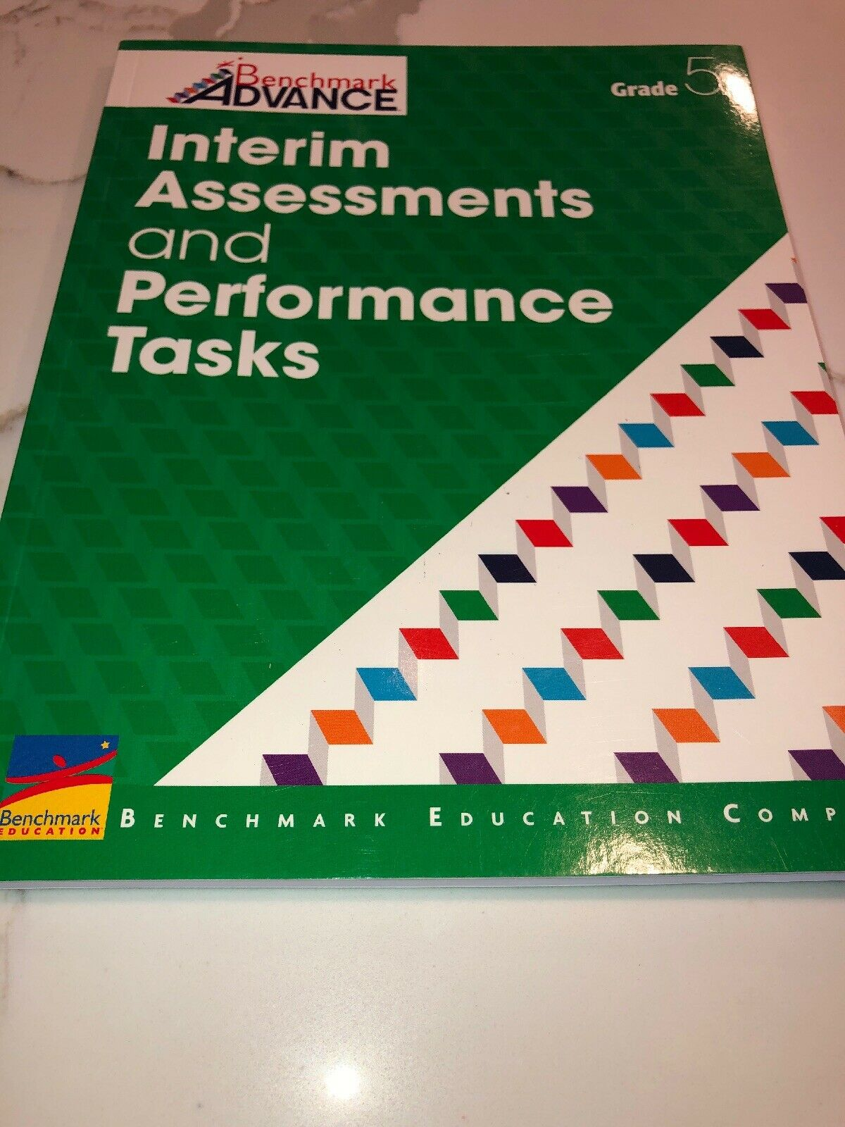 ISBN 9781490033976 product image for Bencmark Advance Grade 5 Interim Assessments And Performance Tasks 1490033971 | upcitemdb.com