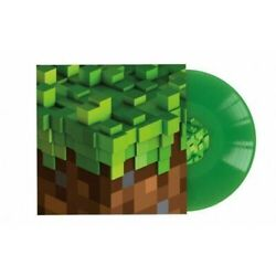 Kyпить C418 Minecraft Volume Alpha GREEN VINYL LP Record &MP3 video game soundtrack NEW на еВаy.соm