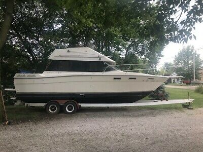 1984 Bayliner Contesta 27' Cruiser & Trailer - Ohio