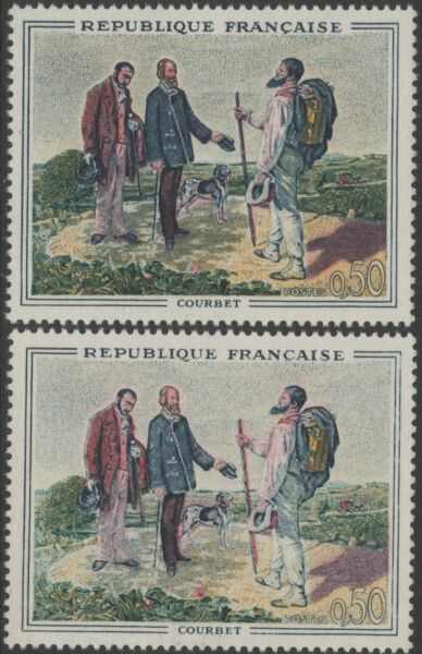 FRANCE STAMP TIMBRE 1363