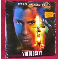 OST 2 LP VIRTUOSITY THE HEADS LORDS OF ACID V/A RADIOACTIVE 1995 SEALED