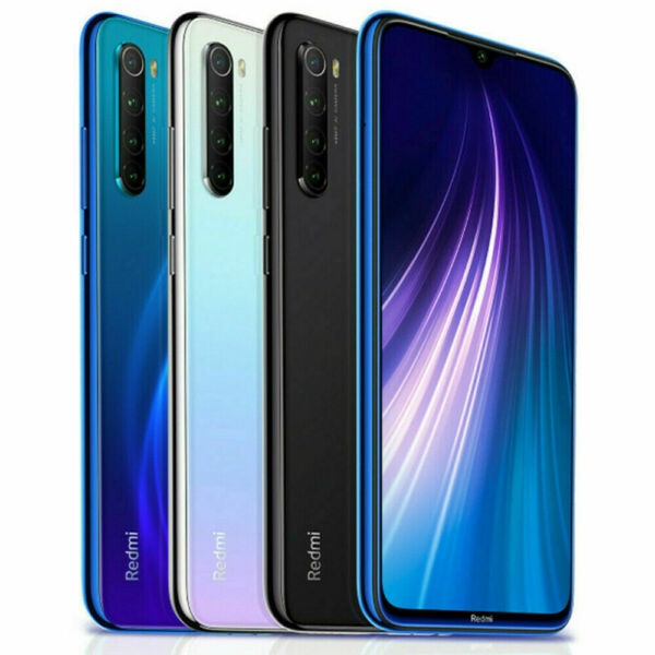 Xiaomi Redmi Note 8 3GB RAM 32GB Versione Globale Spina Europea