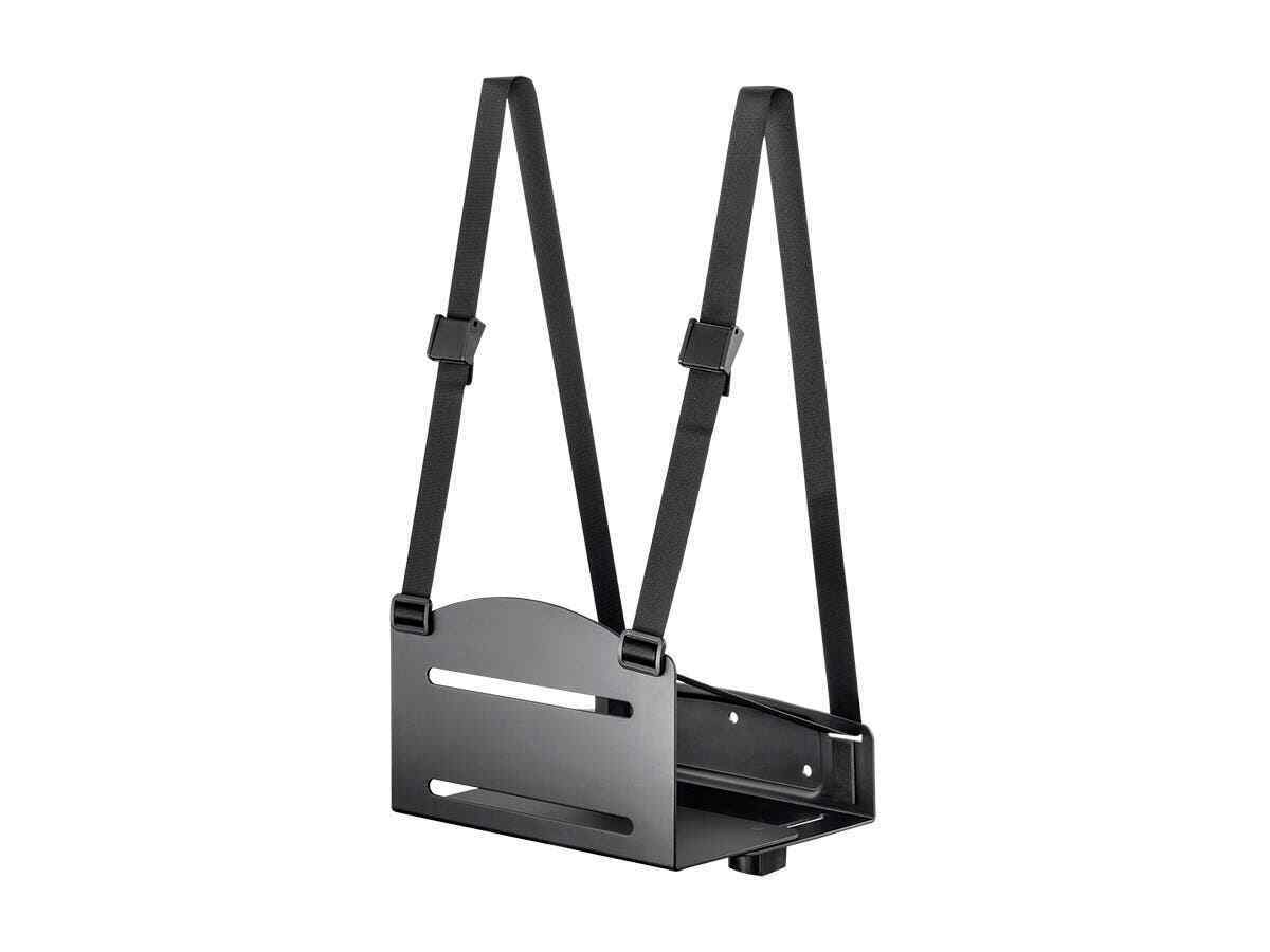 Onoprice Workstation Wall Mount For Computer Case Cpu Tower Holder, Up To 22 Lbs