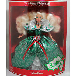 Kyпить Barbie 14123 damaged box 1995 Happy Holidays Doll на еВаy.соm