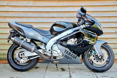 1996 YAMAHA YZF1000R YZF 1000 THUNDERACE BLACK - TIDY EXAMPLE - NEW MOT