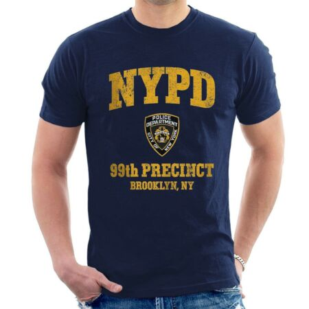 img-NYPD T-SHIRT New York City Police Department adults & kids size T44